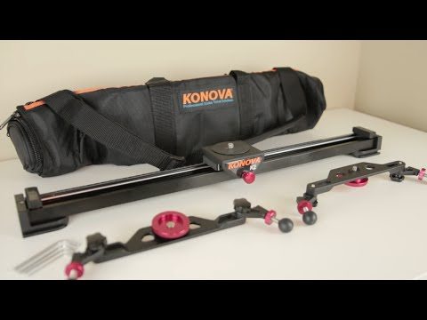 Konova K2 (60cm) Camera Slider - Review