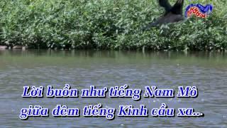 Tiếng Kinh Cầu Xa   KARAOKE Quách Tuấn Du