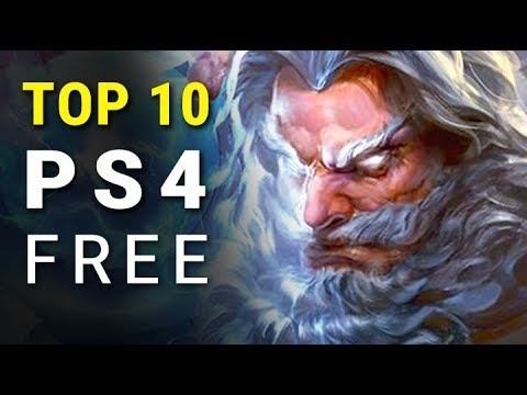 Top 10 PS4 Free Games | PlayStation 4 Free