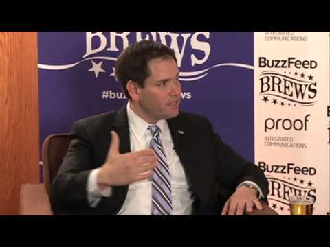 Marco Rubio Not Concerned About Climate Change
