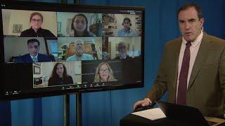 Responding to the Coronavirus Pandemic: A Virtual Town Hall