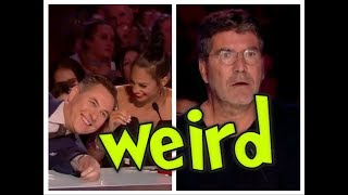 Download Lagu Britain's Got Talent 2017 - Top 10 Weird  Acts Gratis STAFABAND