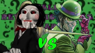Jigsaw VS The Riddler l Batallas Revolucionarias Rap l Extra l T3
