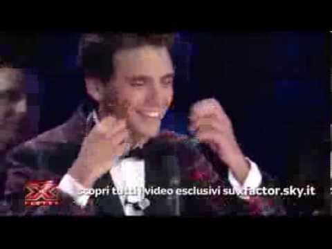 X Factor in 3 minuti: il primo Live Show