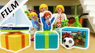 Playmobil Film Deutsch - JULIAN HAT GEBURSTAG! VERRÜCKTER NEUJAHRSTAG BEI FAMILIE VOGEL - Kinderfilm
