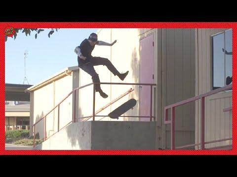 10+ Hammers In One Day?! Day of Destruction: Santa Cruz Ams | Santa Cruz Skateboards