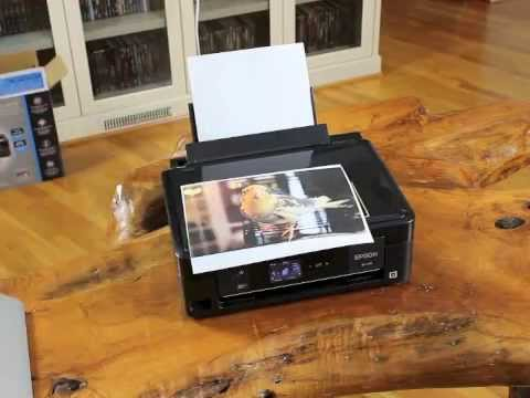 Unboxing and review of Epson XP-410 Wireless Color Inkjet Printer with Scanner and Copier
