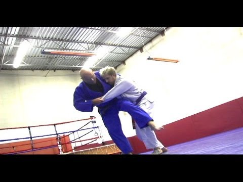 Judo Throws with Adam Blackburn Image 1