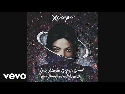 Michael Jackson - Love Never Felt So Good (DM CLASSIC RADIO MIX) (Audio)