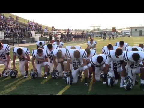 Altus High School Football 2013 2014