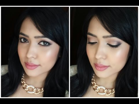 Eid Makeup: Daytime Look- Makeup Revolution Iconic 3 Palette