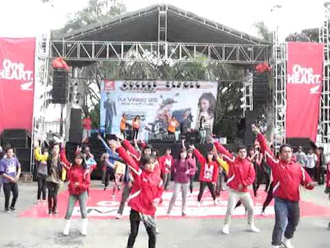 Honda One Heart Flash Mob