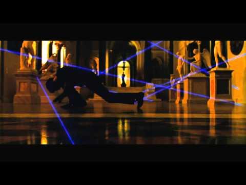Oceans Twelve Laser Dance