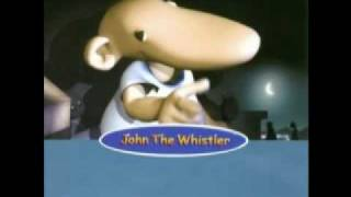 Watch John The Whistler Wild Wild Web video