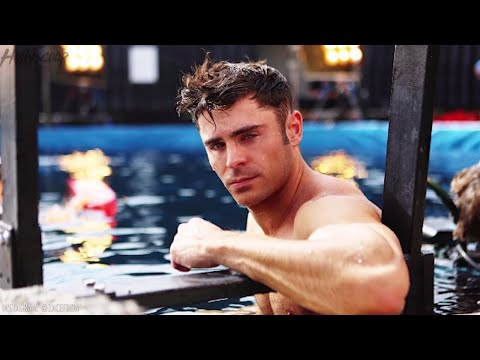 Zac Efron Got RIPPED for the 'Baywatch' Movie Thanks to The Rock