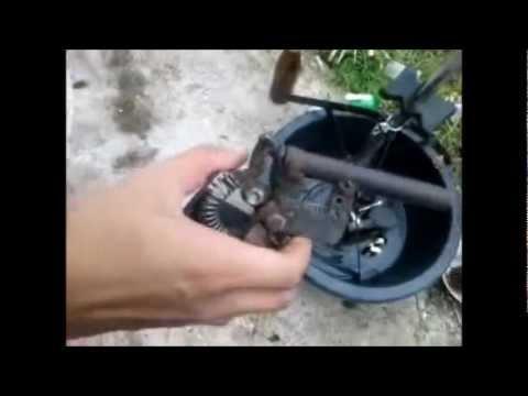 ปืนแก็บคนไทยประดิษฐ์ V4