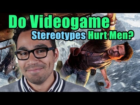 Are videogame stereotypes... hurting MEN?! There's been a lot of discussion about female portrayals in games (re: our last episode), but maybe we should be talking about dudes, too. Games continue...