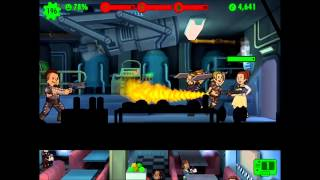 Fallout Shelter - 200 Dwellers - MAX