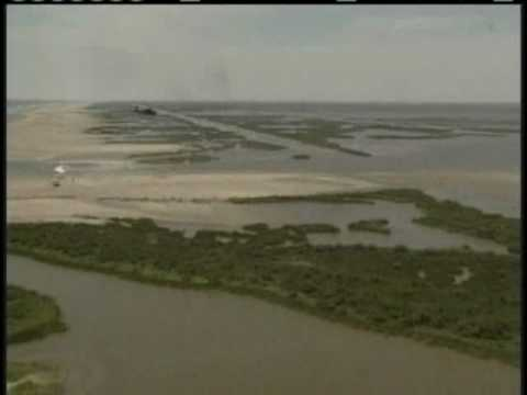 Governor Jindal Updates State Fight Against Oil