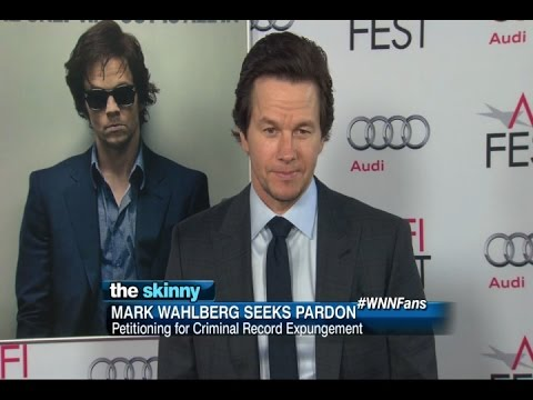 SKINNY: Mark Wahlberg Seeks Pardon