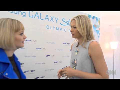 Maria Sharapova's defends Sochi