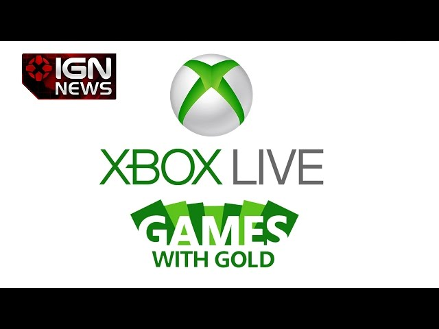 Games With Gold For January 2015 - IGN News