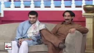 Best of Iftkhar Thakur, Zafri Khan & Nadia Ali - PAKISTANI STAGE DRAMA FULL COMEDY CLIP
