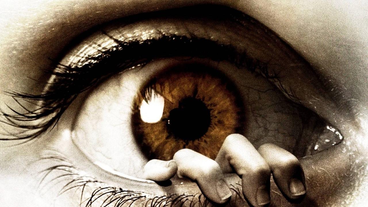 Закрыть глаза и увидеть свои руки