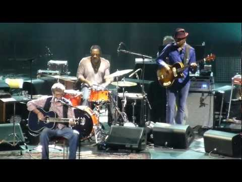 Eric Clapton &#039;Lay Down Sally&#039; Saturday March 30, 2013 Hollywood, FL.