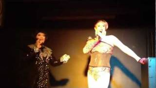 Gypsy Divine & Mary Golds ;; Hot Stuff :: The Bird Cage Cabaret Bar