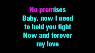 download lagu No Promises   Shayne Ward   Karaoke gratis