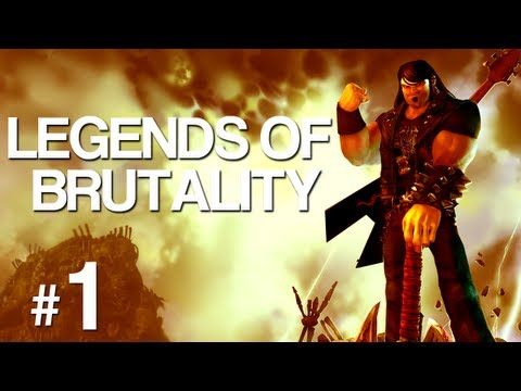 [1] Legends of Brutality (Brütal Legend w/ GaLm)