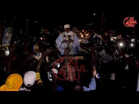 Abdoulaye Wade défie Macky Sall de retourner à Fatick