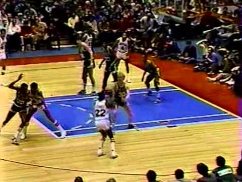 NBA Greatest Duels: Larry Bird vs Andrew Toney (1982)