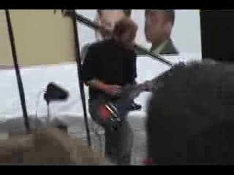 Skillet - Ben Kasica guitar solo