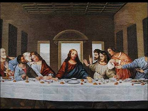 Ел ли Христос мясо?