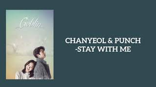 Chanyeol & Punch- Stay With Me (Goblin OST)
