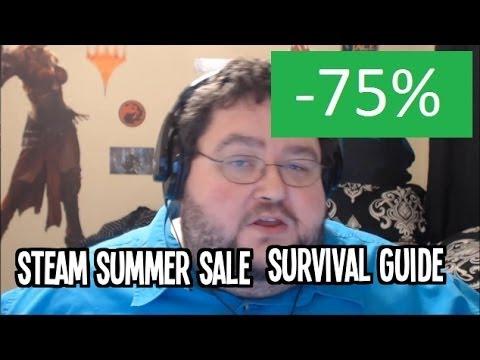 Summer Sale 2014 Steam Summer Sale Survival
