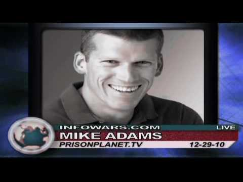 Global Food Imperialism   Codex Alimentarius Mike Adams on the Alex Jones Show 20101229 Part 1 of 3