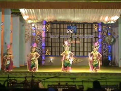Juara Tari Merak Ngigel Rri video