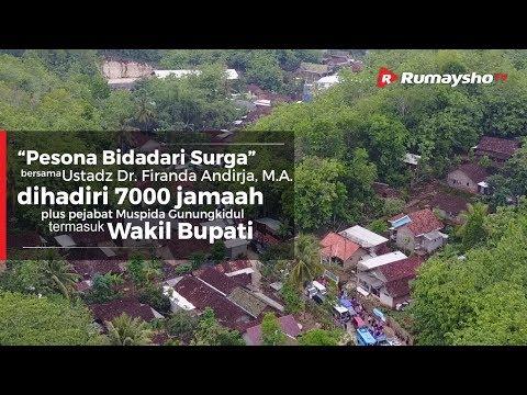 Ustadz Dr. Firanda Andirja, M.A. Dihadiri 7000 Jamaah di Darush Sholihin