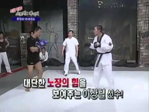 Real Fight Ko Taekwondo Vs Mma Hwoarang Vs Steve Fox Tekken. video