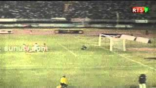 Amical Senegal Soudan 1-0 but de Demba Ba