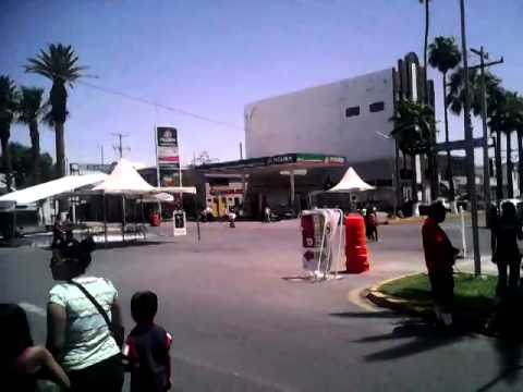 Paseo Colon Torreon parte 1