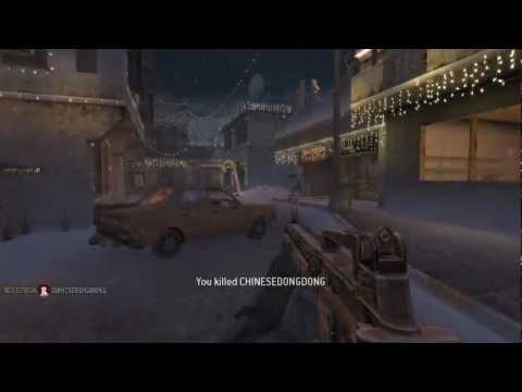 Call of Duty 4: Modern Warfare - TDM - Winter Crash with M16A4
