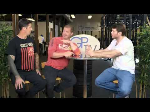 Episode 5 GPTV with guest Forrest Griffin