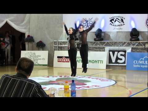 Krisztian Krivenko & Nikolett Meszaros - Europameisterschaft 2012