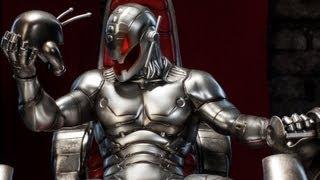 Supervillain Origins: Ultron