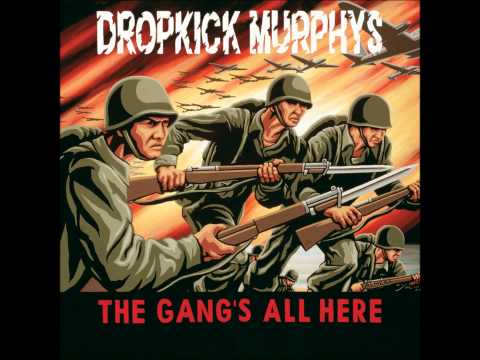 Dropkick Murphys - Blood And Whiskey