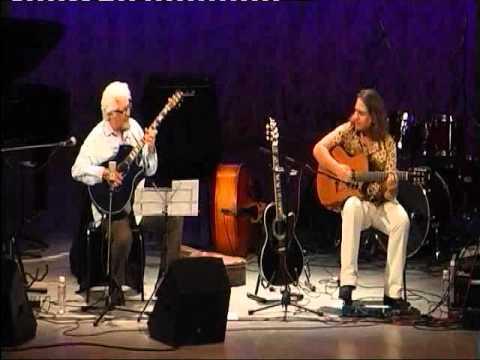 Larry Coryell and Roman Miroshnichenko. Languedoc